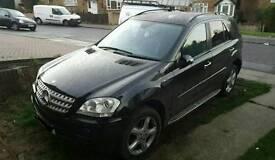 Mercedes ml 4x4