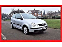Cheap -- Volkswagen Polo 1.2 -- MOT Sep. 2018 ---alternate4 toyota yaris nissan micra vauxhall corsa