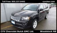 2014 Jeep Compass North - 4WD - Rates As Low as 2.99% / Ends 07/