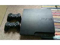 320GB PlayStation 3 (PS3) with 9 games