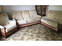 3 piece suite for sale. Excellent condition