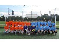 Looking for a new football team? Play football in London, join soccer team FIND SOCCER IN LONDON