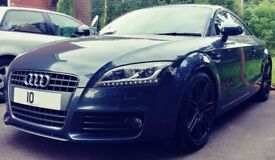 Audi TT Coupe Special Edition