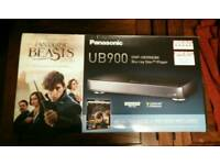 Panasonic UB900 Blu-ray 4k Ultra HD