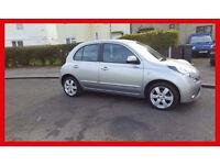 2009 Nissan Micra 1.2 16v SE 3dr --- Automatic --- Cheap on insurance --- alternate4 Jazz yaris