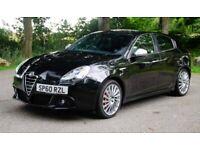 Alfa Romeo, GIULIETTA, Hatchback, 2010, Manual, 1368 (cc), 5 doors