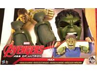 Hulk Muscles and Mask