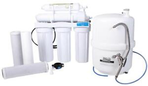 Reverse Osmosis Water Filter Purifier System • Replacement Filters • Shower Filters • Porcelain Crock Water Dispenser