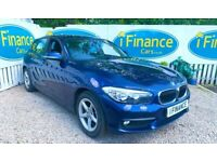 CAN'T GET CREDIT? CALL US! BMW 116d 1.5 TD ED Plus (s/s), 2016, Manual - £200 DEPOSIT, £81 PER WEEK