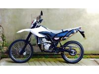Stunning Yamaha WR125R absolutely immaculate condition (YZF) 1 Owner Full mot UK DELIVERY AVAILABLE