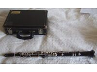 Armstrong (USA) oboe - English thumb plate system, good condition
