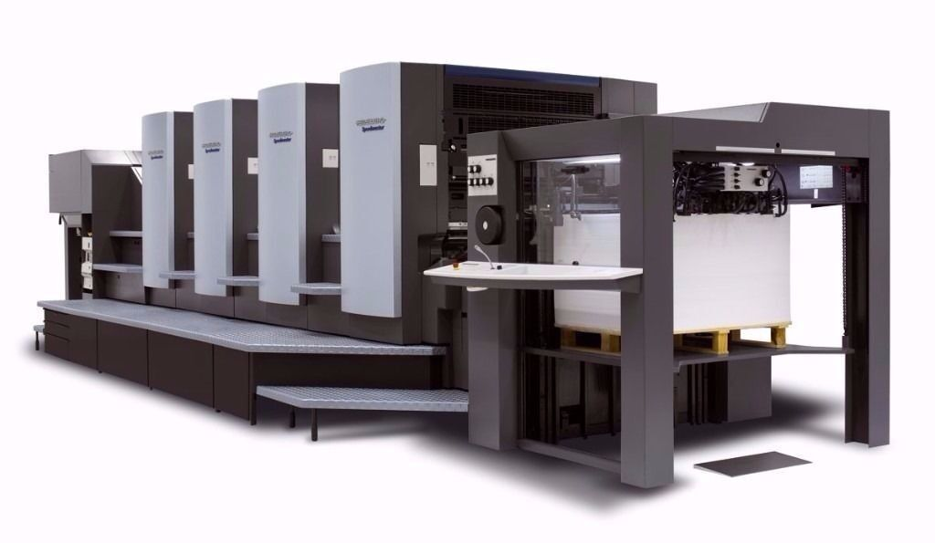 Used HEIDELBERG CD 102 S L , SM 102 F L , SM 72 S L Offset Printing Machine
