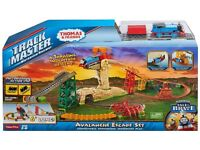 Fisher-Price Thomas & Friends TrackMaster Avalanche Escape 3+ **NEW**