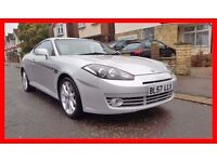 Sporty --- 2008 Hyundai Coupe 2.0 SIII SE --- Leather Seats --- Duel Exhaust --- Nice Alloys --- P X