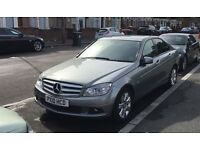 Mercedes-Benz C-Class C180 Kompressor 1.8 ( 156bhp ) BlueEFFICIENCY Auto 2010MY Executive SE