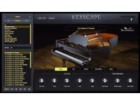 SPECTRASONICS KEYSCAPE (MAC.PC)