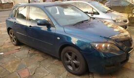 Mazda 3, manual, petrol, 5 door, 1.6 TLS