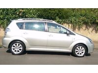 2005 Toyota Corolla Verso 2.2 D-4D T Spirit 5dr toyota history warranty 7 seater px welcome