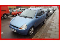 2003 Ford KA 1.3 Collection 3dr --- Hpi Clear --- Manual --- Low Mileage --- budget car --- Ford ka