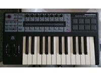 Midi Controller The Automatic & Intelligent - NOVATION ReMOTE 25SL COMPACT