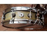 "Piccolo Abb Hand Crafted snare drum 14"" x 4"""