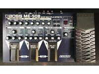 BOSS ME50B effects unit