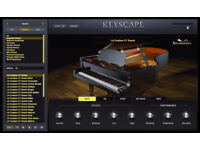 SPECTRASONICS KEYSCAPE PC/MAC...
