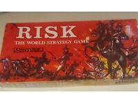 RISK Vintage Board Game