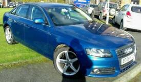 Audi A4 2.0ltr SE