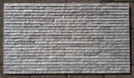 Grey Pocelain Tiles - Ribbed