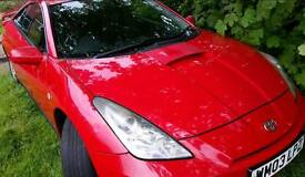 Toyota Celica VVTI Coupe 2003 1.8 Petrol Manual
