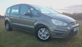 Ford S Max, 2ltr TDCI, LOW 24,000 mls, Years MOT, 7 seater Auto S-Max SMAX