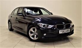 BMW 3 SERIES 2.0 320D EFFICIENTDYNAMICS 4d 161 BHP + LOW TAX + (blue) 2013