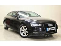AUDI A5 2.0 TDI S/S 3d 177 BHP + TOP SPEC WITH ALL THE EXTRAS (black) 2014