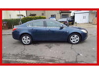 2011 Vauxhall Insignia CDTi 16v Exclusiv 5dr --- Diesel --- Hpi Clear --- Cream Leather --- Insignia