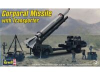 REVELL 1:72 Topol ss25 Sickle missili TRANSPORTER OVP