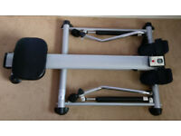 Carl Lewis Rowing Machine