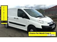 Citroen Dispatch Enterprise LWB L2 125BHP, Mileage 38k , Air Con, 1 Owner, Full S History, 1YR MOT