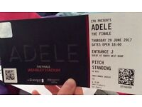 Adele Ticket - Thursday 29th June. £90.