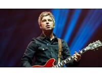 1 x Noel Gallagher standing ticket - 24th April