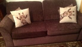 DOUBLE SOFA BED - BOUGHT FROM DFS - COST 600.00 BRILLIANT CONDITION LIKE NEW - FIRST TO SEE WILL BUY