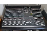 Soundcraft Ghost LE 24 Analog Mixing Desk / Mixing Console / Analog Mixer