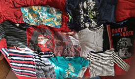 Boys Clothes Tops Age 11-12 Next H&M George - Good Condition