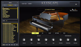 SPECTRASONICS KEYSCAPE for PC/MAC.