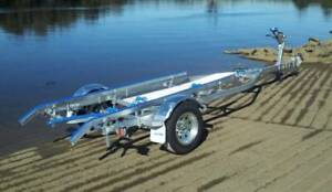 GAL BOAT TRAILER SUITS UP TO 5.7 mt ALI HULL BRAKED 1190 kg ATM Erina Gosford Area Preview