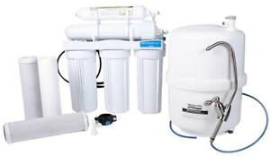 Reverse Osmosis Water Filter System 5 Stage • SAVE OVER 60% OFF • CALL NOW! 416-654-7812 • www.RainbowPureWater.ca