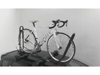INNO Tyre Hold bike carrier rack- Ideal for CARBON FIBRE bikes (& other bikes) - USED ONCE