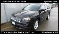 2014 Jeep Compass North - 4WD - Automatic - Factory Warranty