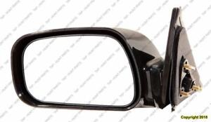 Door Mirror Power Driver Side Heated Usa Built Toyota Camry 2002-2006