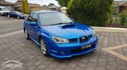 2006 Subaru WRX 219KW Newton Campbelltown Area Preview